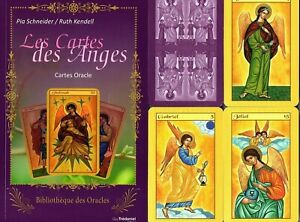 Les cartes des Anges-oracle
