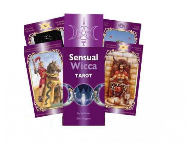Wicca Sensual Tarot